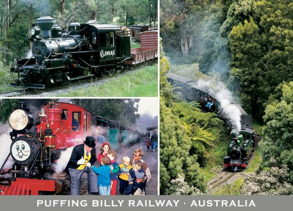 puffing billy souvenir