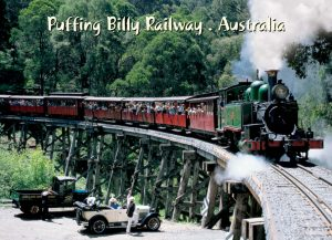 puffing billy souvenirs